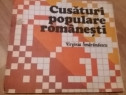 Cusaturi populare romanesti - Virginia Smarandescu