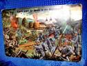 Ww1-Razboiul contra rusilor in carpati carte postala militar