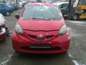 Dezmembrez Toyota Aygo 1.0 benzina
