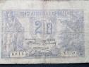 Bancnota 2 Lei pusa in circulatie la 17 iulie 1920