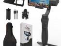 Sistem Premium De Stabilizare-Selfie,Gimbal S5,3 Axe,Smartph