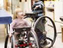 Verticalizator mobil pentru recuperare copii dizabilitati