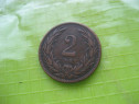 A113-2 Filler KB 1894 bronz moneda maghiara veche st. FB.