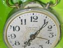 376- Ceas masa rusesc vechi alama cromata nefunctional.