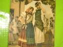 Tarani maghiari dansand-port popular-ilustrata veche 19