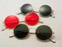 Ochelari de soare Rotunzi tip John Lennon