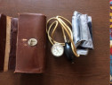 Stetoscop si aparat mecanic de tensiune made in Romania