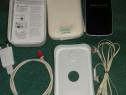 Telefon HTC DESIRE 500 -un SIM,incarcator,casti-defect bater