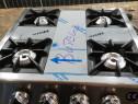 Aragaz Profesional 4 Ochiuri Nou Video Transp Inclus