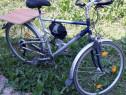 Bicicleta duble suspensi 28