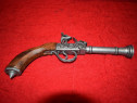 Pistol de panoplie cu cocos mobil 30 cm NR 3