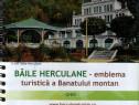 Băile Herculane, broşură turistică