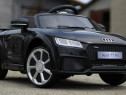 Masinuta electrica Audi TT RS 2x 30W 12V, Music Player, USI