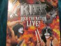 Kiss – Rock The Nation Live! 2 DVD Set