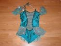 Costum carnaval serbare rochie dans balet 9-10 ani