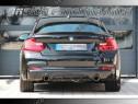 Difuzor bara spate BMW F22 23 SERIA 2 doar pt mpachet 14- v1