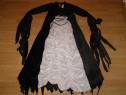 Costum carnaval serbare rochie medievala vrajitoare adulti M