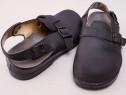 Sandale, saboți protecție, cu bombeu Abeba 39, made Germania