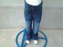 Denim by H&M / pantaloni jeans copii 6 ani