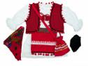 Costum national fete | Costum traditional romanesc copii