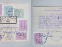 A587-I-Lot 7 Carti Postale vechi  1922 Germania Reich.