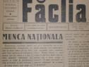 Ziar Faclia an 1941 - Jud Romanati
