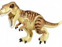 Dinozaur urias tip Lego de 30 cm: New T-Rex 2018