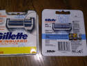 Gillette Skinguard Sensitive (set 8 si 16 rezerve)