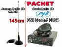 Pachet Statie Radio CB PNI Escort HP 8024 ASQ + Antena ML145