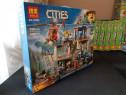 Nou/sigilat - set de 705 piese tip lego city - bela 10865