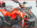 ATV 125cc 2WD HUMMER3 M7'' automatic cu revers ROSU