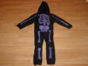 Costum carnaval serbare schelet pentru copii de 4-5 ani