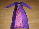 Costum serbare cadana printesa pentru copii de 8-9-10 ani