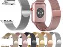 Curea Bratara Milanesse Loop Ceas Apple Watch Seria 1 2 3 4