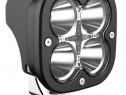Proiector LED HG-09 12-24V cu lumina de zi