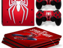 Skin / Sticker SPIDERMAN Playstation 4 PS4 SLIM / PRO