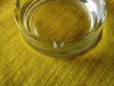 Scrumiera veche din sticla buc = 2