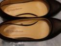 Pantofi dama Clara Barson nr 37 noi.