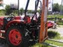 Stivuitor nou, cu 2 furci spate tractor, Deleks, Italia