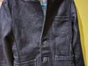 Sacou jeans Next, 5-7 ani