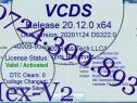 Interfata HEX V2 VCDS 20.120 Vag Com Tester Audi Vw Skoda