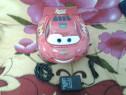 Disney - Pixar - Cars - Lightning McQueen CD Player cu Radio