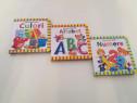 Set carti - Mica Mea Carte Despre Numere ,Culori si Alfabet