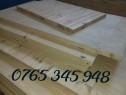 Blat 2200 x 600 x 43 mm din lemn masiv de pin