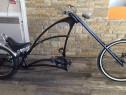 Bicicleta chopper custom