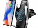 Suport Încărcător Wireless Inteligent Auto