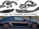 Bodykit tuning sport BMW Seria M3 E92 Wide Body 07-13 v1