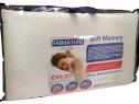 Perna Memory Farma+Line cu efect de masaj 70x45 cm