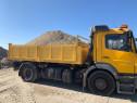 Transport Piatră - balast , nisip , sorturi