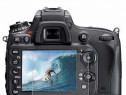 Folie protectie sticla lcd Nikon D500, tempered glass ecran